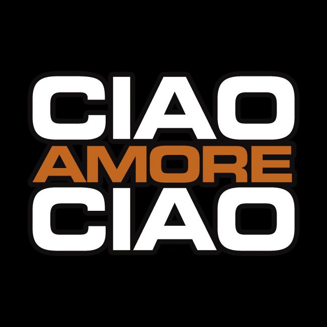 Ciao Amore Ciao - Logo